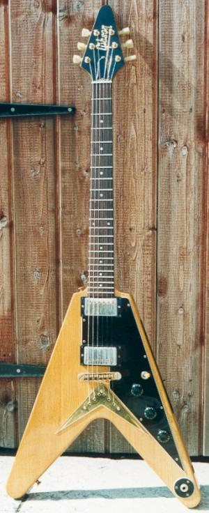 1982 Gibson Flying V Heritage